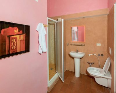 Caselle-Rosa bathroom
