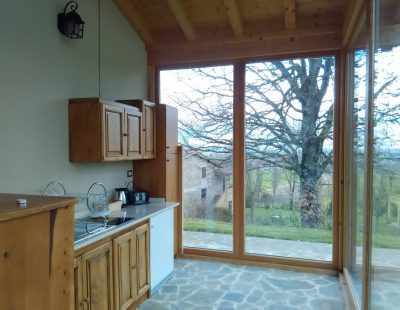Suite Family-Retino Woodhouse-Cucina (kitchen)